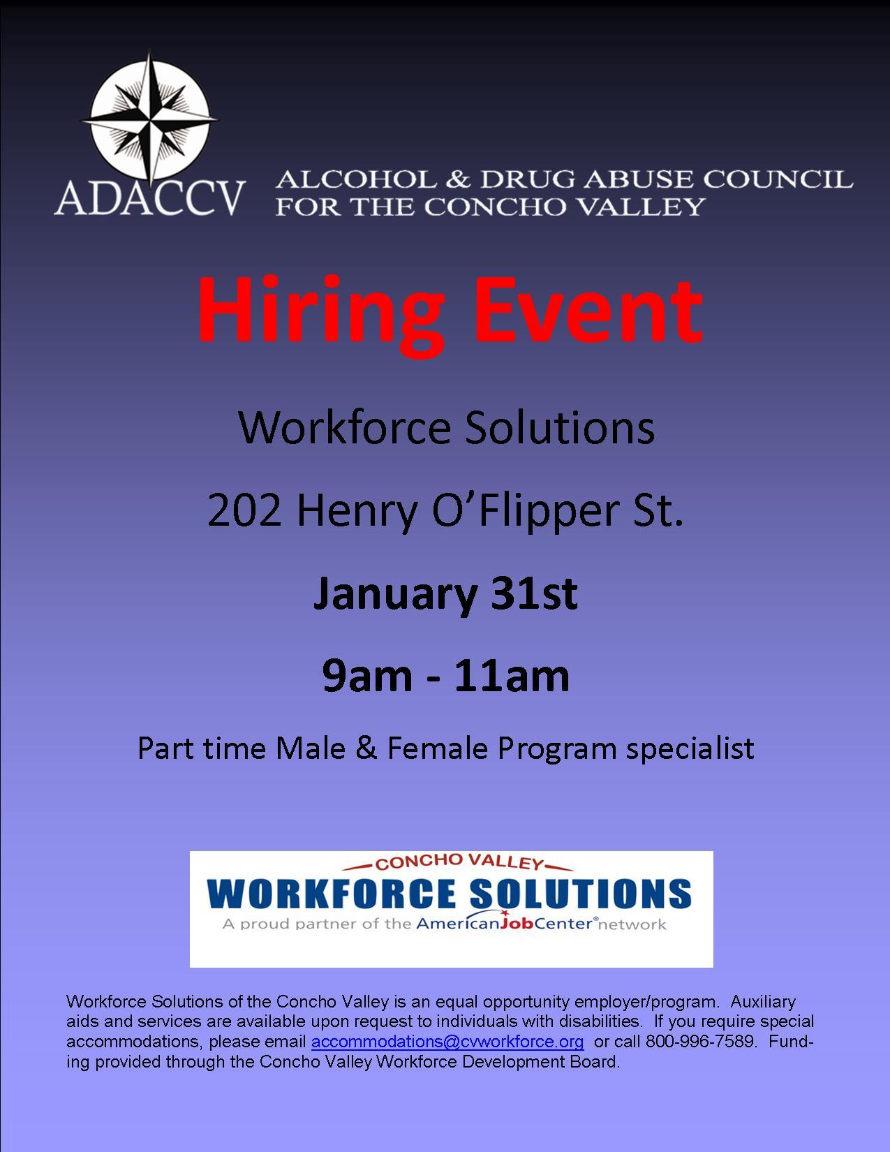 Concho Valley Workforce Development Board TX